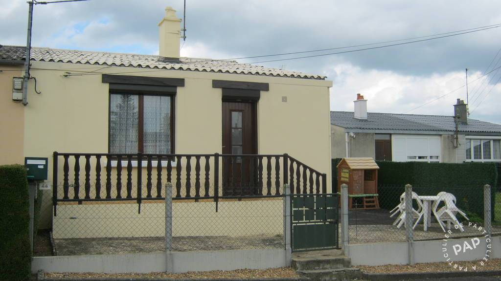 Vente maison 3 pièces Vibraye (72320)