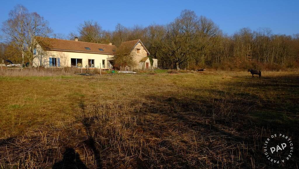 Vente Maison Saint-Agnan (89340) 220m² 348.000€