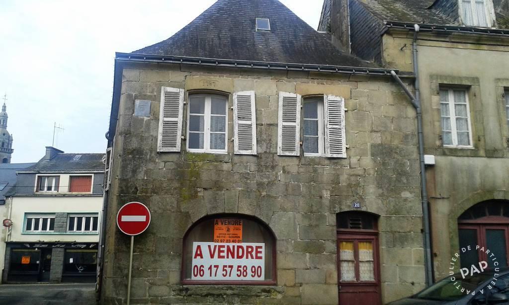 Vente Maison Gourin (56110)
