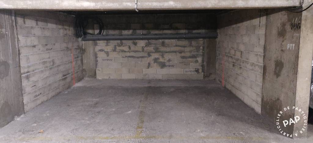 Vente Garage, parking Paris 20E (75020)