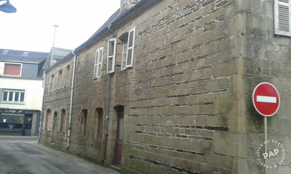 Vente immobilier 55.000€ Gourin (56110)