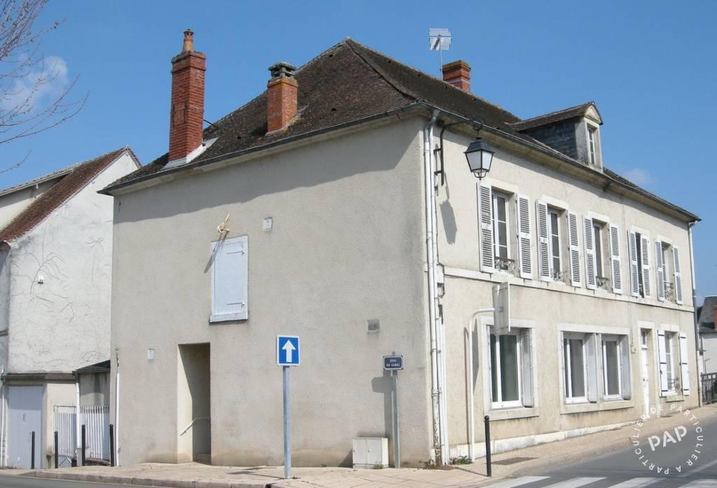 Vente Maison Dun-Sur-Auron 228m² 95.000€