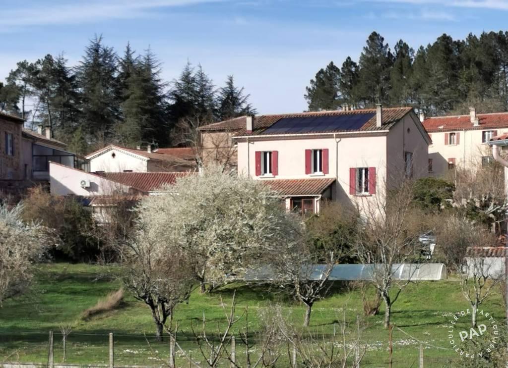 Vente Maison Gagnières (30160) 200m² 300.000€