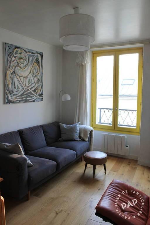 Vente Appartement Paris 20E (75020) 38m² 430.000€