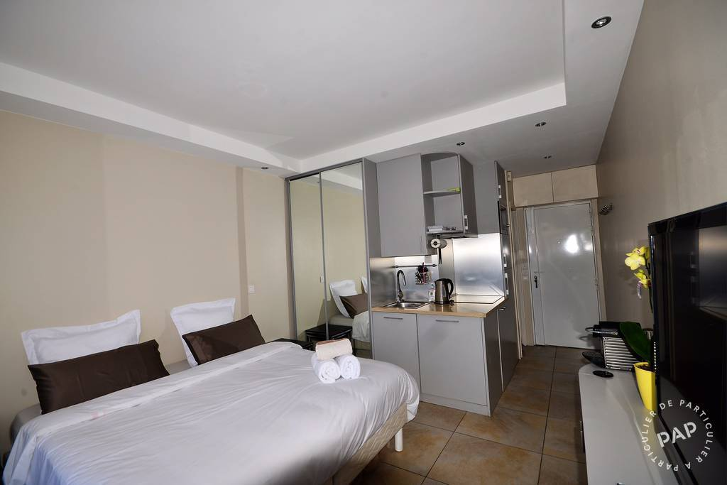 Location Appartement Cannes-Croisette