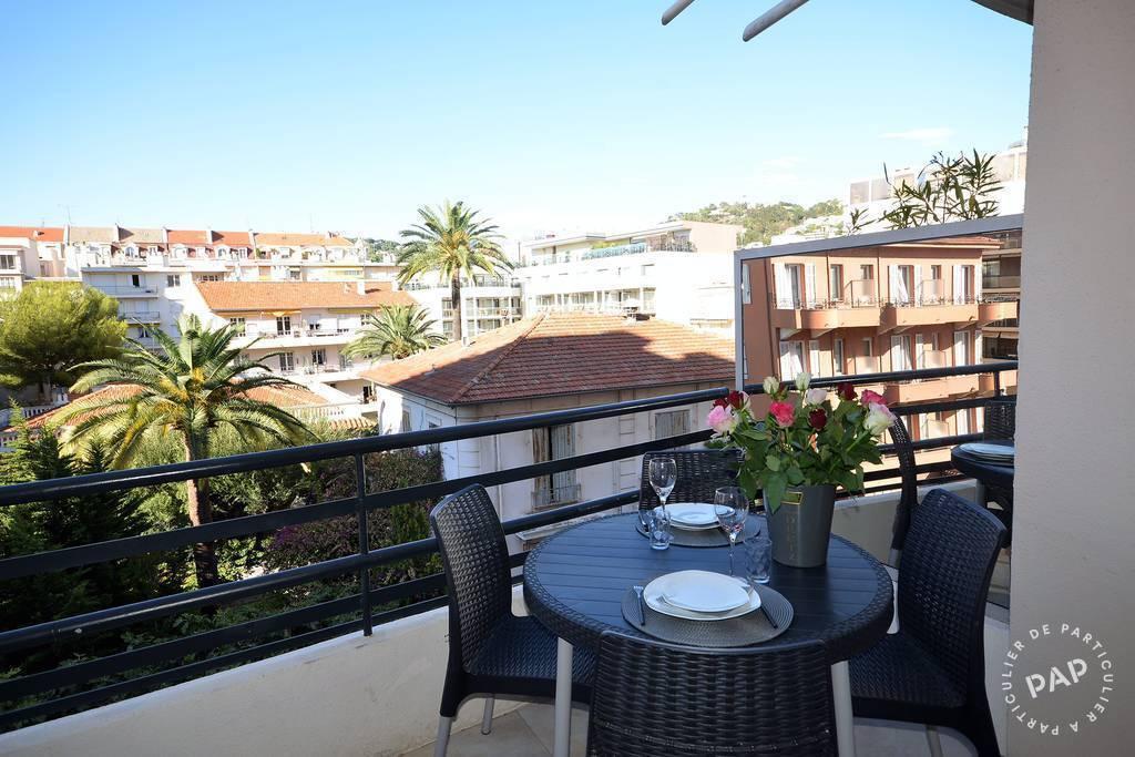 Appartement 770€ 18m² Cannes-Croisette