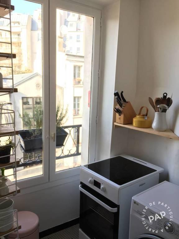 Appartement 430.000€ 38m² Paris 20E (75020)