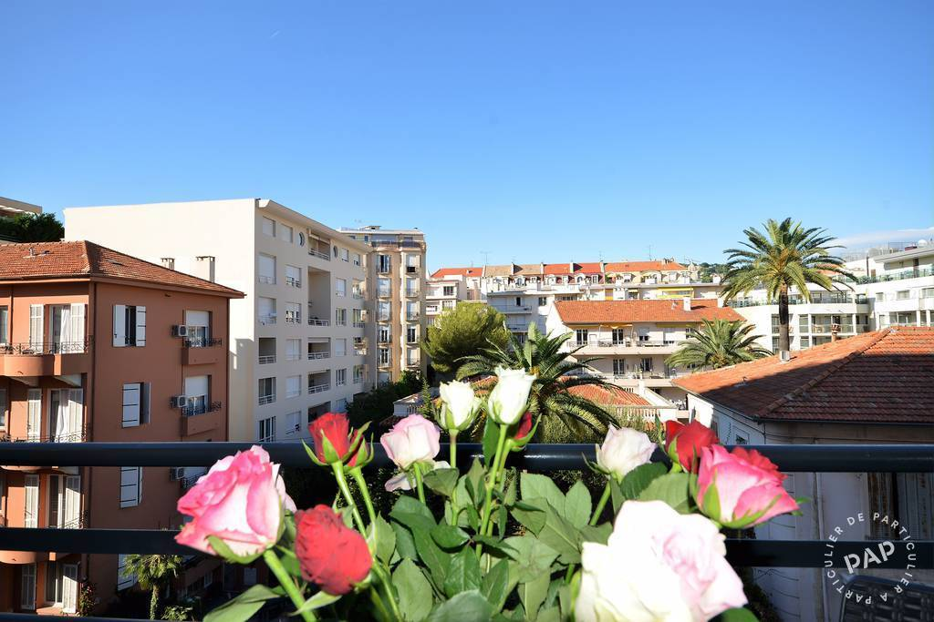 Location Cannes-Croisette 18m²