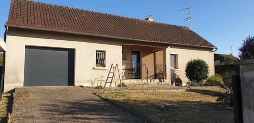 Vente maison 108m² Saint-Sulpice-Les-Feuilles (87160) - 150.000€