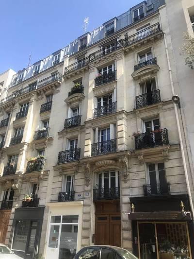 Vente appartement 2pièces 27m² Paris 18E (75018) - 360.000€