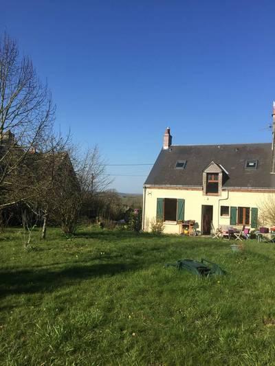 Vente maison 120m² Le Plessis-Dorin (41170) - 109.000€