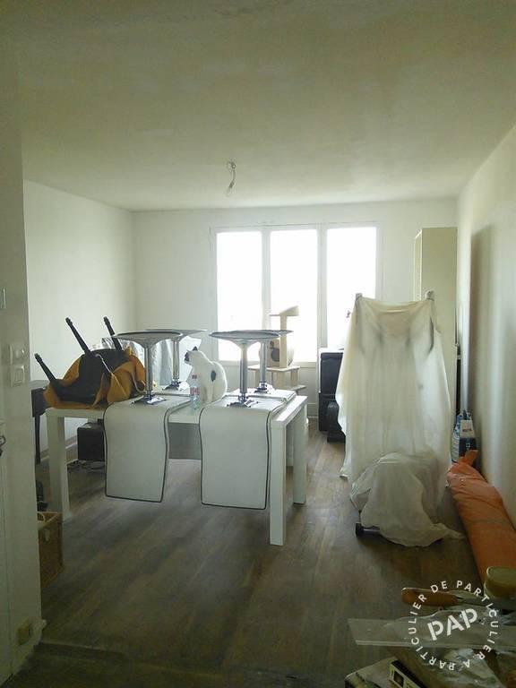 Vente appartement 3 pièces Saint-André-les-Vergers (10120)