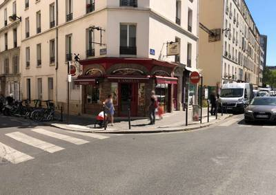 Local commercial Paris 18E (75018) - 75 m² - 520.000 €