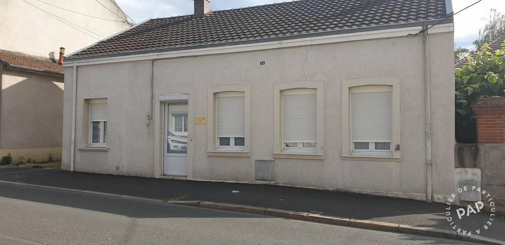Vente maison 3 pièces Montceau-les-Mines (71300)