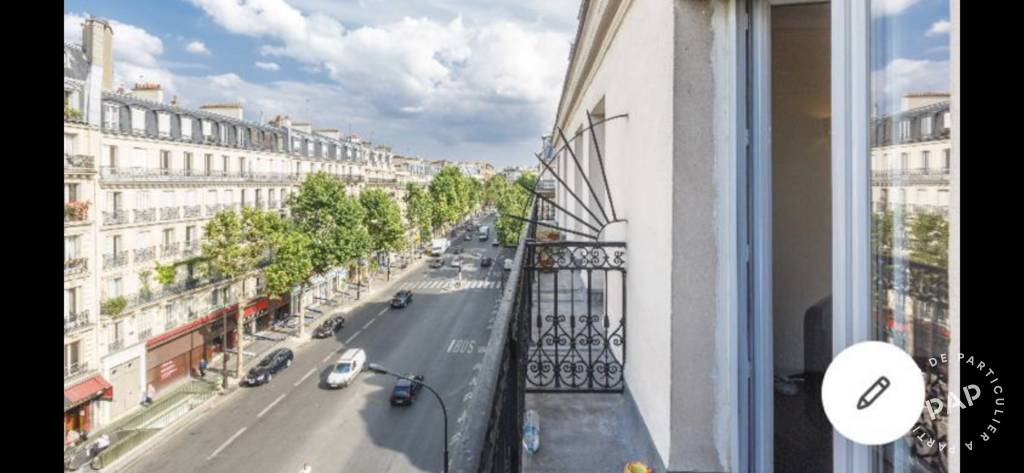 Vente Appartement Paris 18E (75018) 36 m² 435.000 €