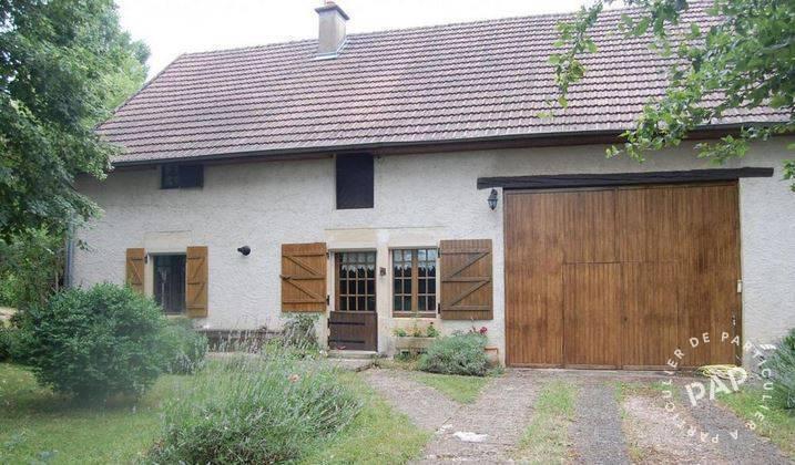 Vente Maison Saint-Seine-En-Bâche 145m² 160.000€