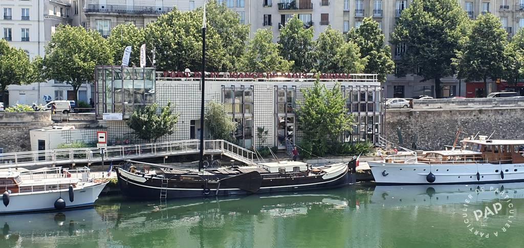 Vente Péniche Paris 12E (75012)  430.000€
