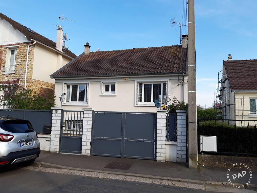 Vente Maison Saint-Leu-La-Forêt (95320) 120m² 465.000€