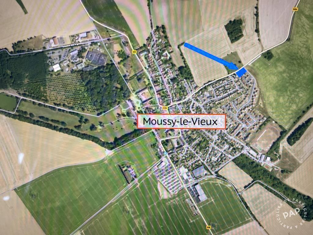 Vente Terrain Moussy-Le-Vieux