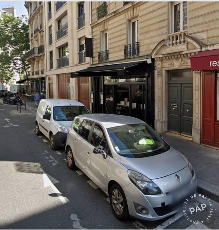 Vente Fonds de commerce Paris 17E (75017)