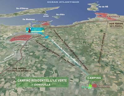 Genouillé En Charente Maritime
