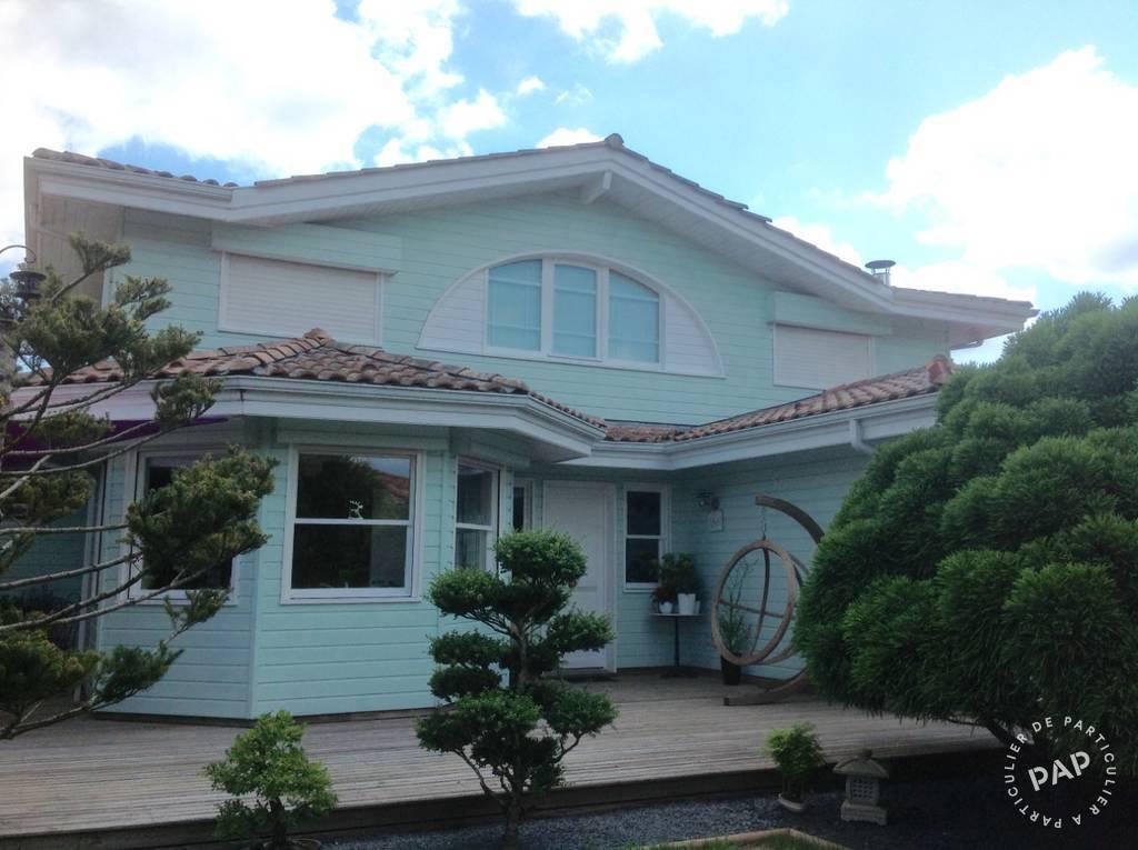 Vente maison 8 pièces Saint-Jean-d'Illac (33127)
