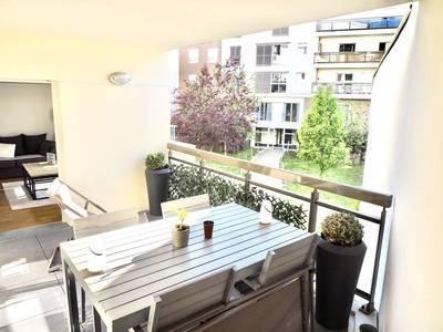 Vente appartement 3pièces 70m² Courbevoie (92400) - 595.000€