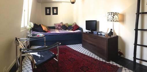 Location meublée studio 18m² Paris 3E (75003) - 970€