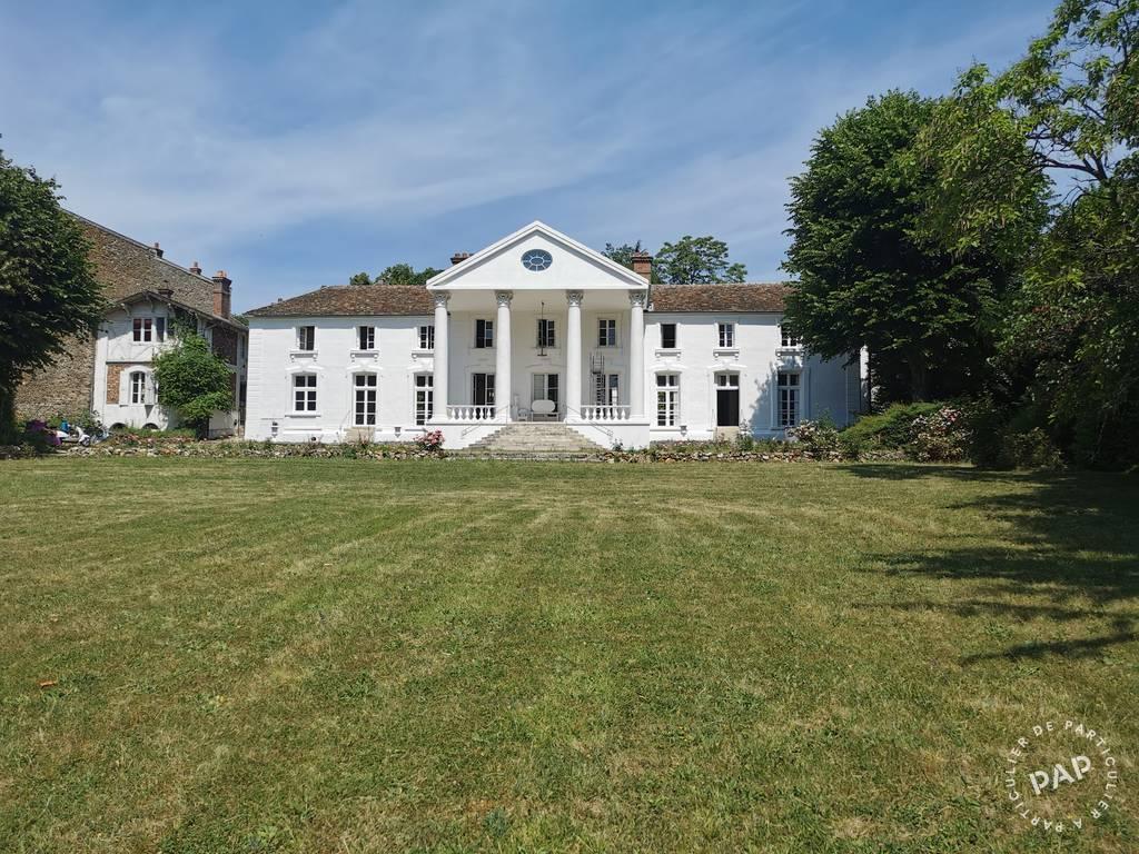 Vente Maison Boissettes (77350) 750m² 1.900.000€