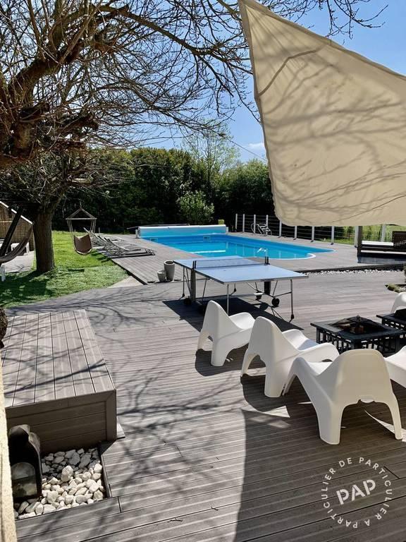 Vente Maison Bourges (18000) 300m² 499.900€
