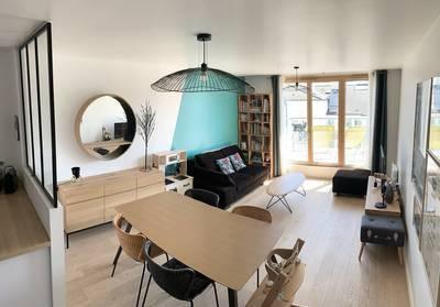 Vente appartement 3pièces 65m² Vanves (92170) - 580.000€