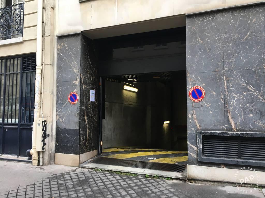 Vente Garage, parking Paris 5E (75005)  38.000€