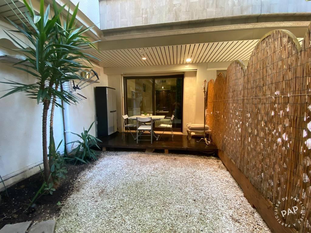 Location appartement studio Principauté de Monaco