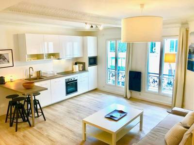 Location meublée appartement 2pièces 44m² Levallois-Perret (92300) - 1.590€