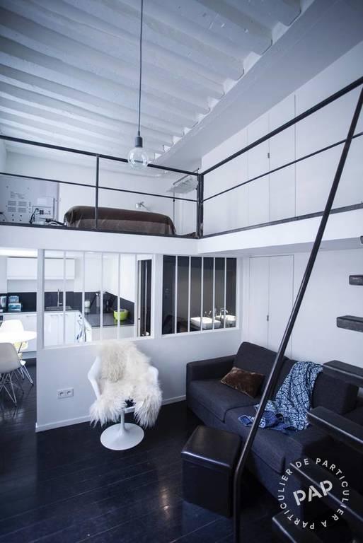 Location Appartement Paris 1Er (75001) 35m² 1.550€