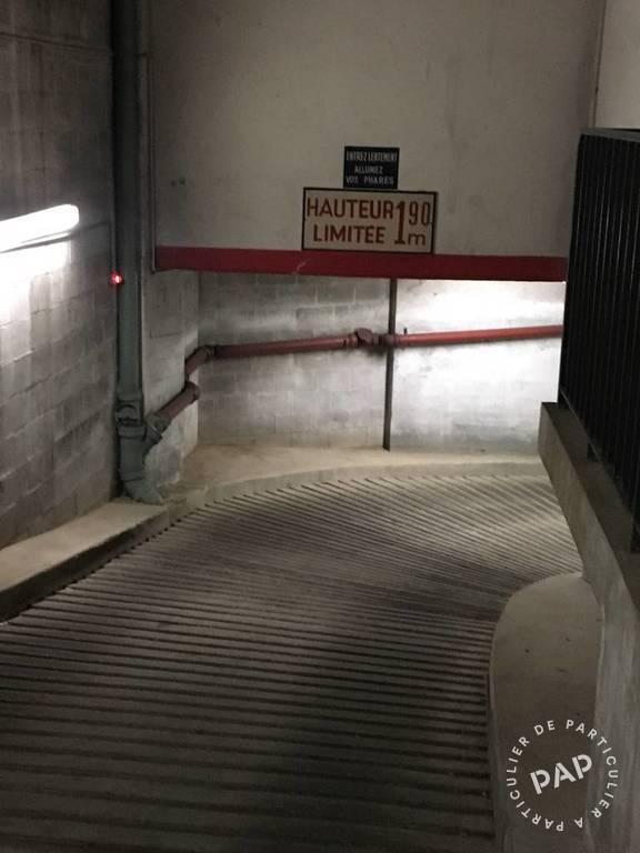 Vente Garage, parking Paris 5E (75005)