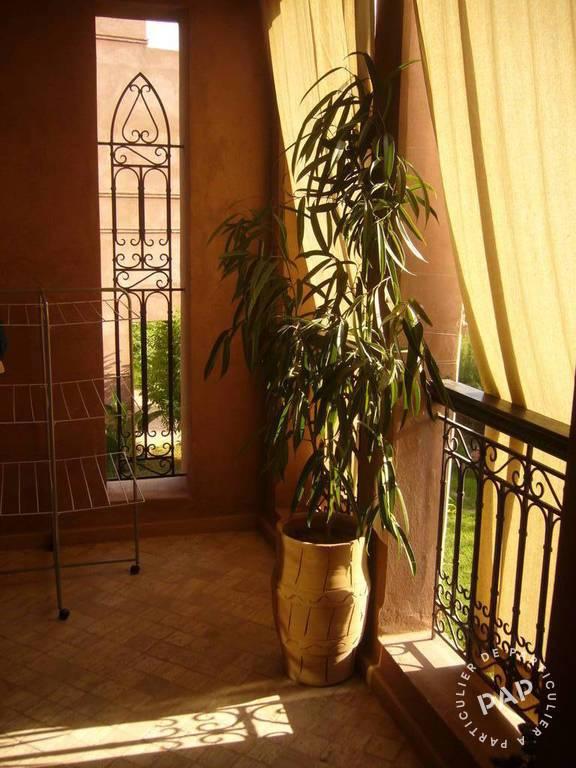 Vente immobilier 85.000€ Marrakech