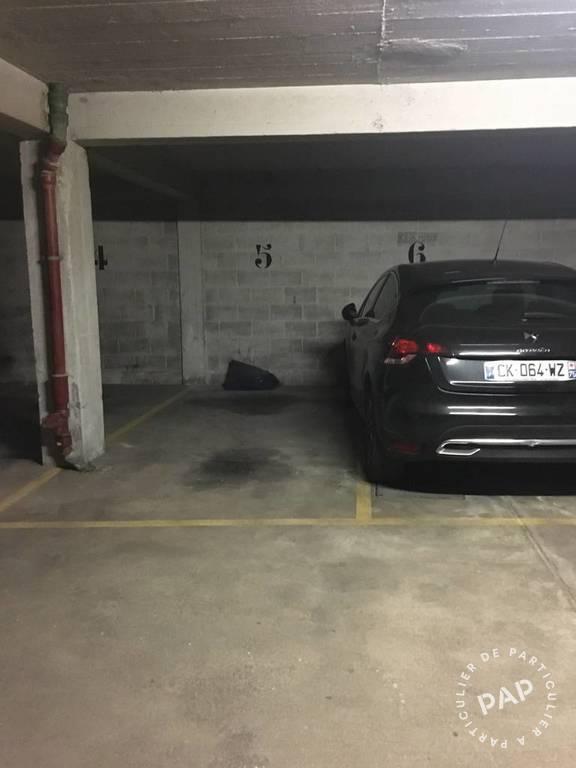 Garage, parking Paris 5E (75005) 38.000€