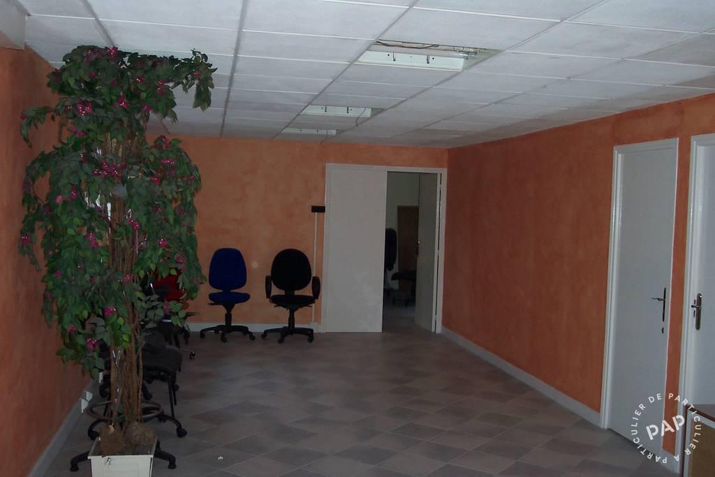 Location Bureaux et locaux professionnels 300m²