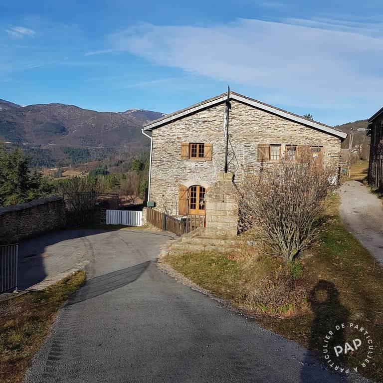 Vente Ponteils-Et-Brésis (30450) 120m²