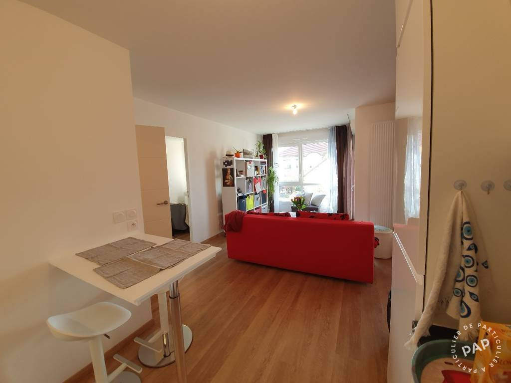 Location Appartement Ferney-Voltaire (01210) 45m² 1.250€