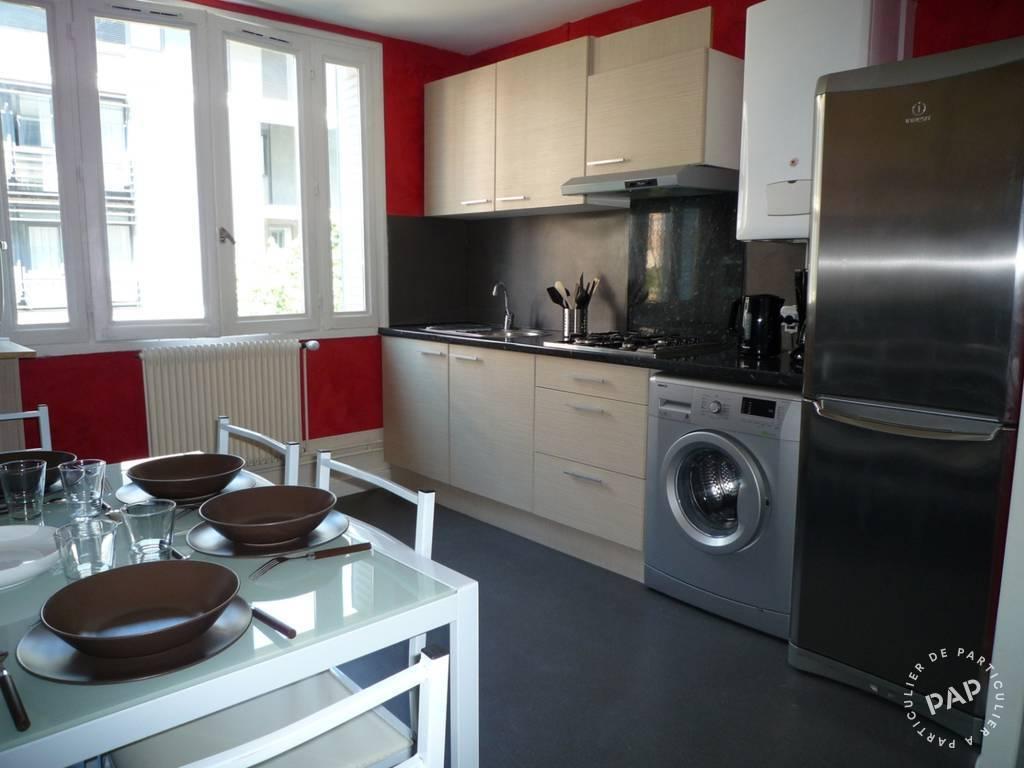 Location appartement 4 pièces Villeurbanne (69100)