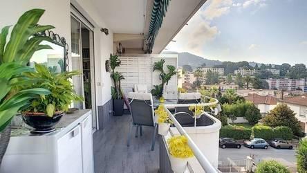 Vente appartement 3pièces 75m² Le Cannet (06110) - 289.000€
