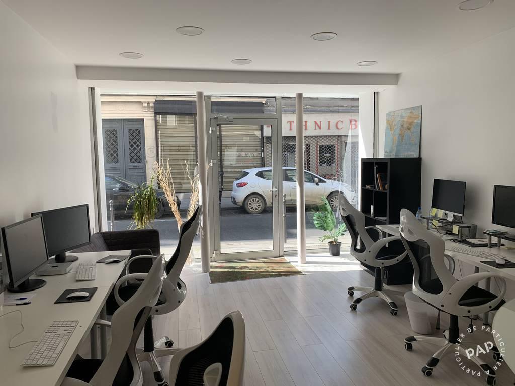 Vente et location Local commercial Paris 3E 50m² 2.200€