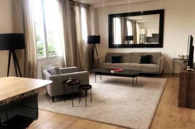 Location meublée appartement 5pièces 115m² Boulogne-Billancourt (92100) - 3.700€