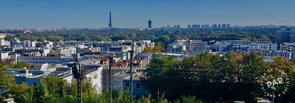 Vente appartement studio Suresnes (92150)
