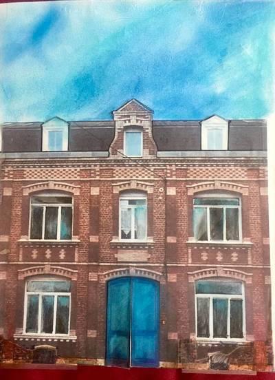 Location appartement 3pièces 80m² Arras (62000) - 720€