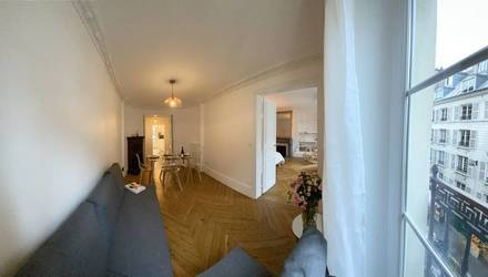 Location meublée appartement 3pièces 71m² Paris 9E (75009) - 2.900€