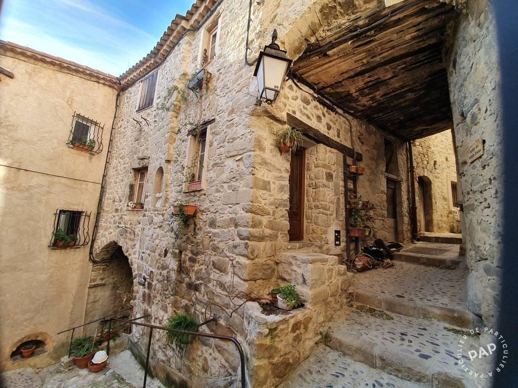 Vente maison 3 pièces Coaraze (06390)