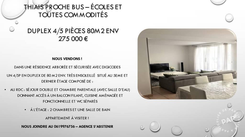 Vente appartement 5 pièces Thiais (94320)